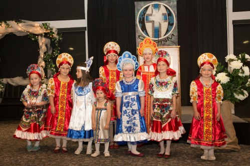 Russian Junior Folk Dancers